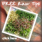 Free top raw tips from Judy Barber