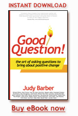 Good Question by Judy Barber